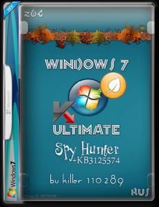 windows 7 ultimate sp1 x64 spy hunter + kb3125574 by killer110289 09. 01, 17. install.esd