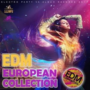 VA - EDM European Collection