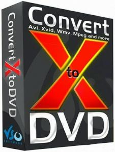 VSO ConvertXtoDVD 7.0.0.68 RePack (& Portable) by elchupacabra [Multi/Ru]