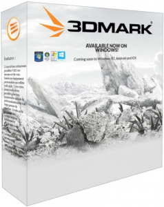 Futuremark 3DMark 2.12.6964 Developer Edition RePack by KpoJIuK [Multi/Ru]