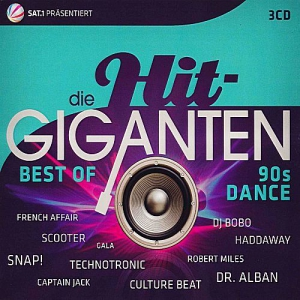 VA - Die Hit Giganten Best Of 90's Dance