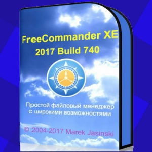FreeCommander XE 2017 Build 740 + Portable [Multi/Ru]