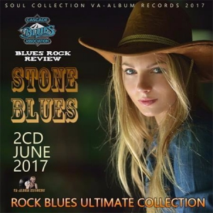 Сборник - Stone Blues: Rock Blues Ultimate Collection