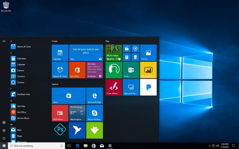 Скачать образ диска с Windows.1 (файл ISO) - Microsoft