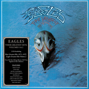 Eagles - Their Greatest Hits: Volumes 1 & 2 [2CD]