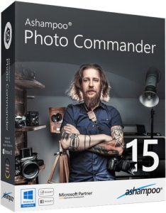Ashampoo Photo Commander 16.2.1 RePack (& Portable) by TryRooM [Multi/Ru]