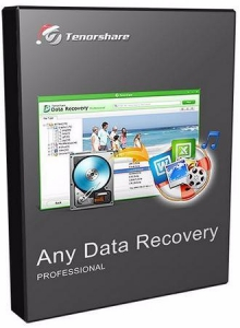 Tenorshare Any Data Recovery Pro 6.4.0 RePack by вовава [En]