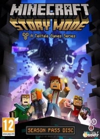 Minecraft: Story Mode - Season Two. Episode 1-4