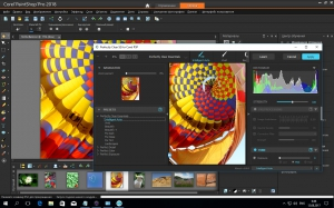 Corel PaintShop Pro 2018 Ultimate 20.0.0.132 Retail + Content [Multi/Ru]