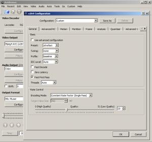 Avidemux 2.7.0 [Multi/Ru]