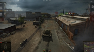 World of Tanks [Ru] (1.7.1.2.186) License [HD + SD]
