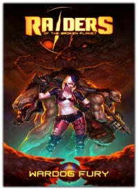 Raiders of the Broken Planet - Founder's Pack