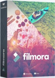 Wondershare Filmora 8.3.5.6 + Effect Packs [Multi/Ru]