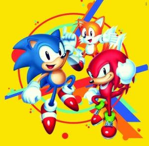 (OST) Sonic Mania (Tee Lopes, Falk Au Yeong, Hyper Potions)