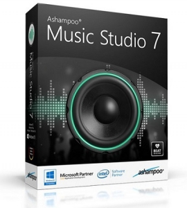 Ashampoo Music Studio 7.0.1.6 RePack (& Portable) by elchupacabra [Ru/En]