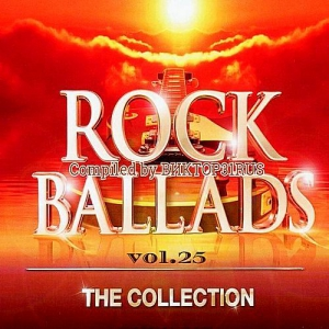 VA - Beautiful Rock Ballads Vol.25 (Compiled by Виктор31Rus)