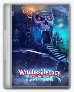 Witches Legacy 6: The Dark Throne