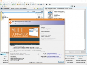 Multi Commander 7.5.0 Build 2381 + Portable [Multi/Ru]
