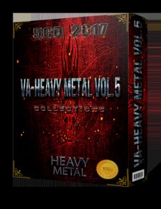 VA - Heavy Metal Collections Vol. 5 [5CD]
