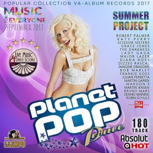 VA - Planet Pop Summer Project