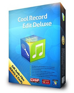 Cool Record Edit Deluxe 9.8.0 [Ru/En]