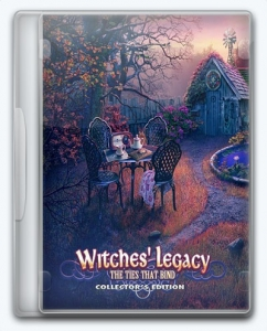 Witches Legacy 4: The Ties That Bind