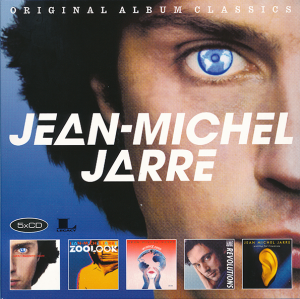 Jean-Michel Jarre - Original Album Classics [5CD Box Set]