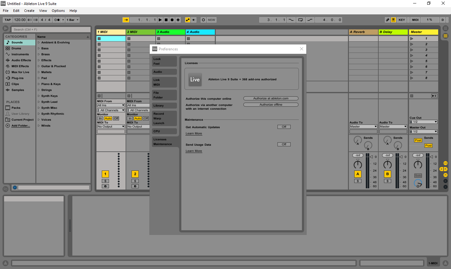 how to use ableton live 9 suite