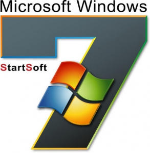 Windows 7 SP1 AIO Plus Office 2007 Release By StartSoft 62-2017 [Ru]