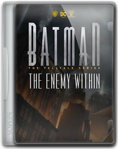 Batman: The Enemy Within - The Telltale Series  [Episode 1-3]