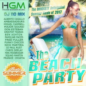 VA - HGM The Beach Party