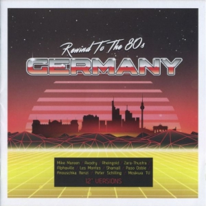 VA - Rewind To The 80s: Germany