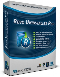 Revo Uninstaller Pro 4.3.8 RePack (& Portable) by elchupacabra [Multi/Ru]
