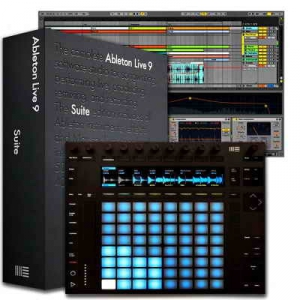 Ableton Live Suite 9.7.5 [Multi]