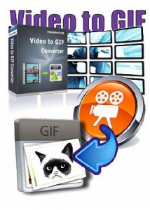 ThunderSoft Video to GIF Converter 1.6.4.0 RePack by 78Sergey [Ru]
