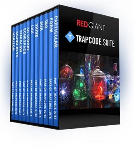 Red Giant Trapcode Suite 14.0.2 [En]