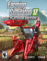 Farming Simulator 17: Platinum Edition