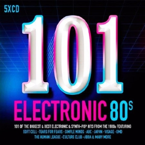 Сборник - 101 Electronic 80s - Electronic And Synth