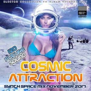 VA - Cosmic Attraction: Synthspace Megamix