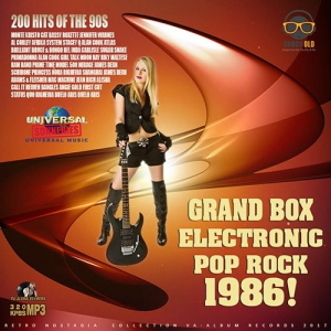 VA - Grand Box 1986 Electronic Pop-Rock