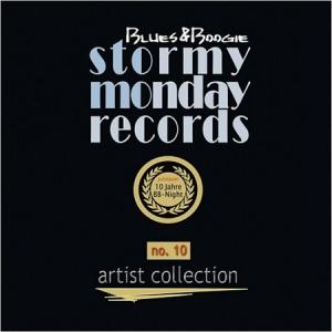 VA - Blues & Boogie Artist Collection Vol. 10