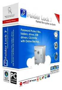 Folder Lock 7.7.2 [ENG/Multi]