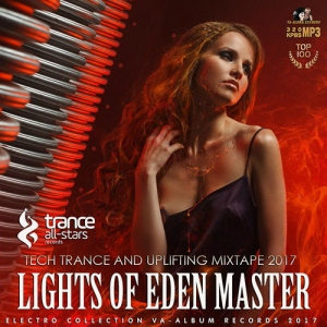VA - Lights Of Eden Master Tech Trance