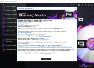 Ashampoo Burning Studio 19.0.0.25 RePack (& Portable) by elchupacabra [Ru/En]