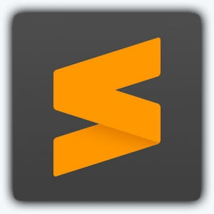 Sublime Text 3 Build 3156 Dev (x86-x64) [Ru/En]