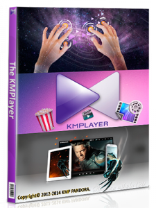 The KMPlayer 4.2.2.45 repack by cuta (build 1) [Multi/Ru]