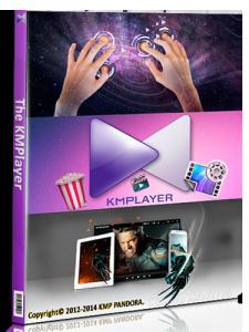 The KMPlayer 4.2.2.27 repack by cuta (build 5) [Multi/Ru]