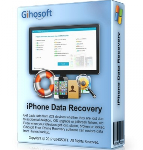 Gihosoft iPhone Data Recovery 4.1.1 RePack by вовава [En]