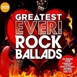 VA - Greatest Ever! Rock Ballads