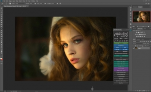 Retouching Toolkit 2.0.1 for Adobe Photoshop [En]